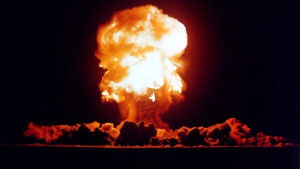 Američka nuklearna proba u Nevadi 1957. - Sputnik Srbija