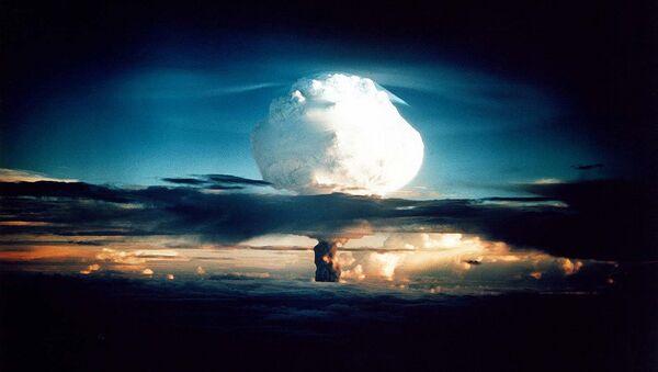 Testiranje nuklearnog oružja u Enevetaku 1952. godine - Sputnik Srbija
