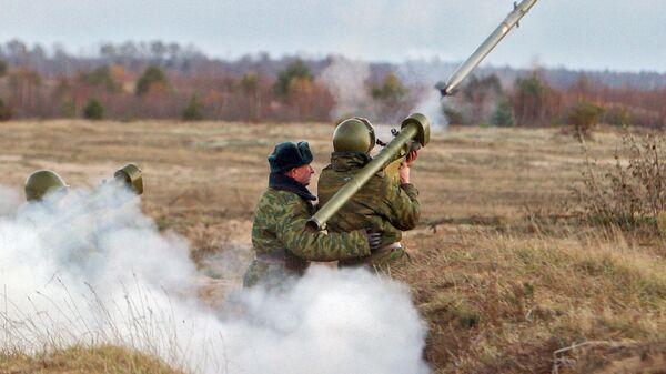Лаки преносни противваздушни систем Игла - Sputnik Србија