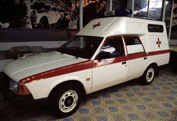 """Нови модел аутомобила  """"Москвич-2901"""" - Sputnik Србија"""