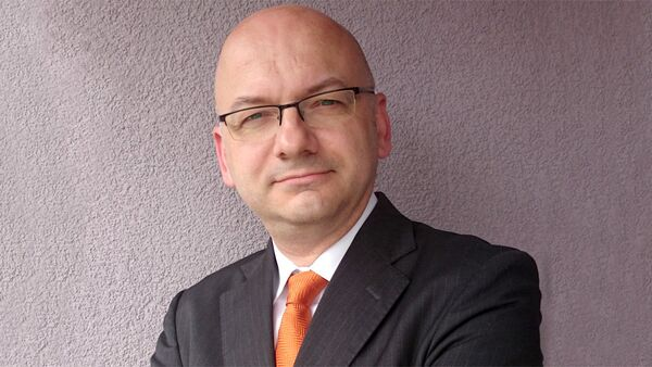 Професор Дејан Јовић - Sputnik Србија