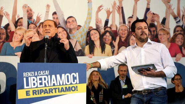 Bivši premijer Italije Silvio Berluskoni - Sputnik Srbija