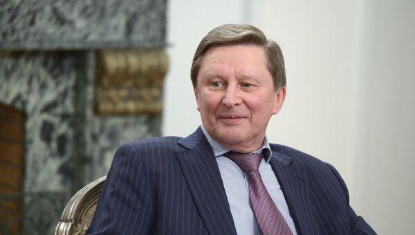 Šef administracije ruskog predsednika Sergej Ivanov - Sputnik Srbija