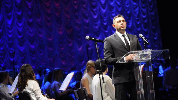 Ministar za rad, zapošljavanje, boračka i socijalna pitanja Aleksandar Vulin - Sputnik Srbija