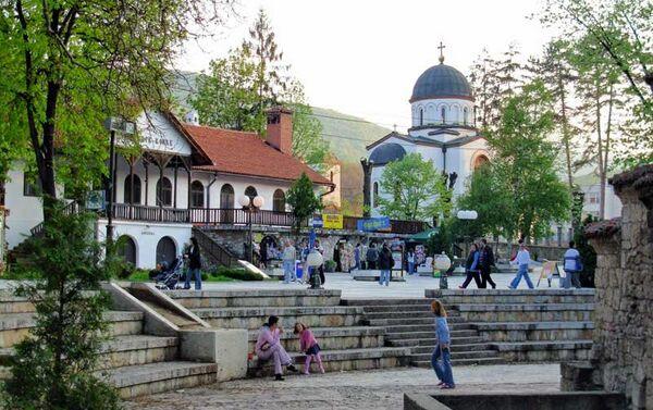 Centar Sokobanje - Sputnik Srbija