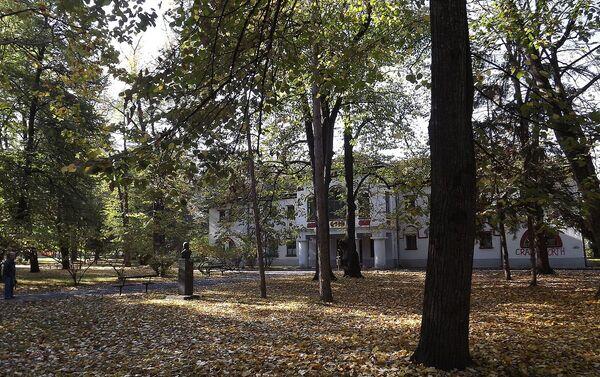 Spomenik prirode Park u Mataruškoj Banji - Sputnik Srbija