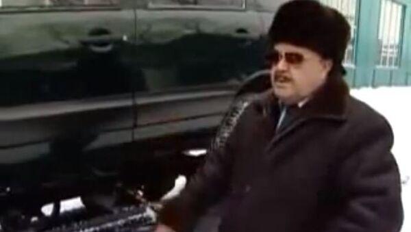 Џип као тенк - Sputnik Србија