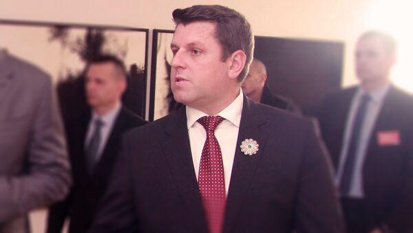 Načelnik opštine Srebrenica Ćamil Duraković - Sputnik Srbija