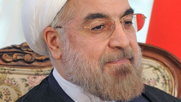 Predsednik Irana Hasan Ruhani - Sputnik Srbija