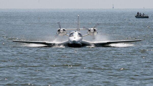 Avion-amfibija Be-103 - Sputnik Srbija