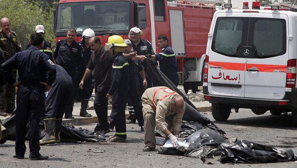 Napad u Bagdadu - Sputnik Srbija
