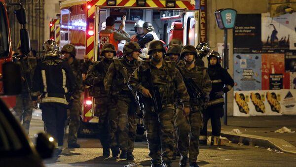 Teroristički napadi u Parizu - Sputnik Srbija