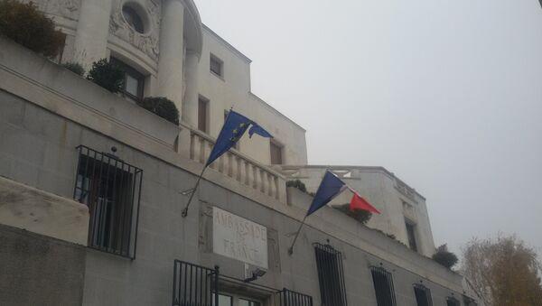 Zgrada ambasade Francuske u Beogradu - Sputnik Srbija