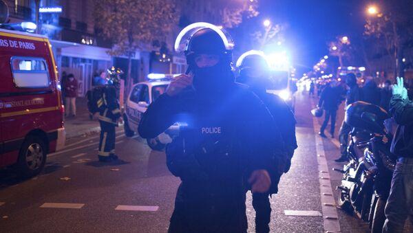 Situacija u Parizu nakon napada - Sputnik Srbija