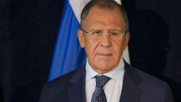 Руски министар иностраних послова Сергеј Лавров - Sputnik Србија
