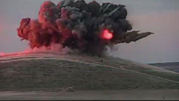 Eksplozija, bombardovanje - Sputnik Srbija