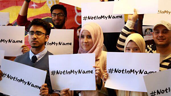 Муслимани на социјалним мрежама осуђују терор - Sputnik Србија