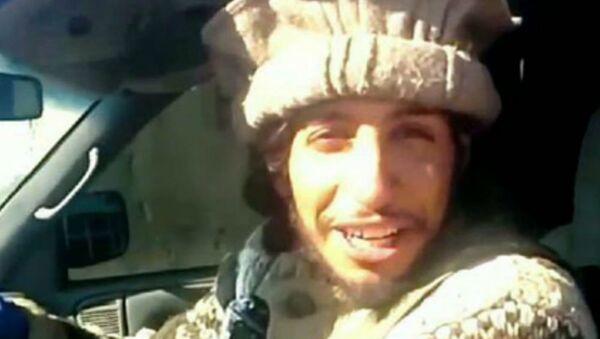 Осмњичени за организацију терористичког напада у Паризу Абделхамид Абауд - Sputnik Србија