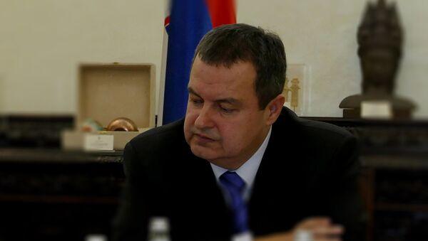 Министар иностраних послова Ивица Дачић - Sputnik Србија