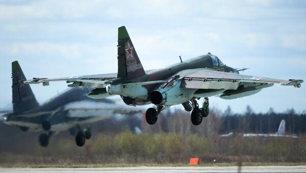 Su-25 - Sputnik Srbija