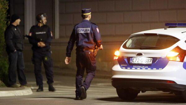 Policija, Bosna i Hercegovina - Sputnik Srbija