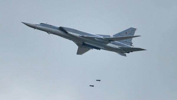 Ruski strateški bombarder Tu-22 M3 - Sputnik Srbija