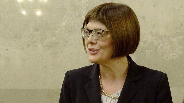 Predsednik Narodne skupštine Republike Srbije Maja Gojković - Sputnik Srbija