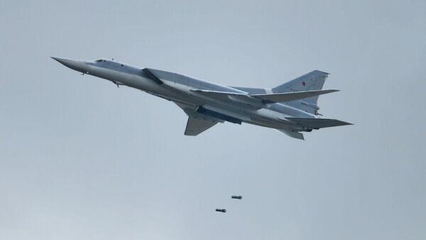 Strateški bombarder Tu-22M - Sputnik Srbija