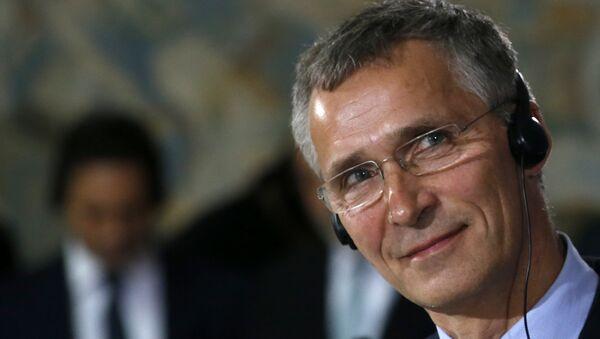 Generalni sekratar NATO-a Jens Stoltenberg - Sputnik Srbija