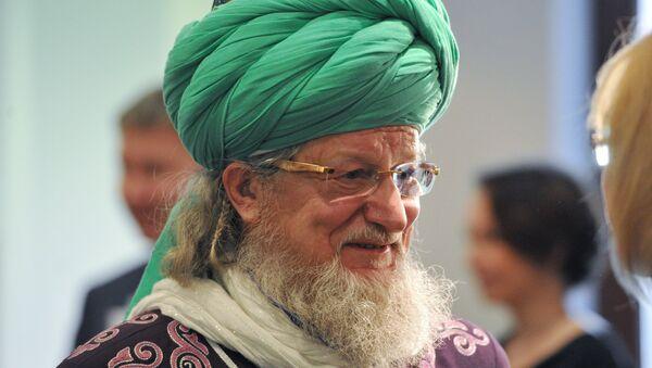 Vrhovni muftija Rusije Talgat Tadžudin - Sputnik Srbija