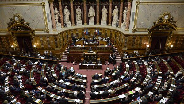 Zasedanje Francuskog senata - Sputnik Srbija