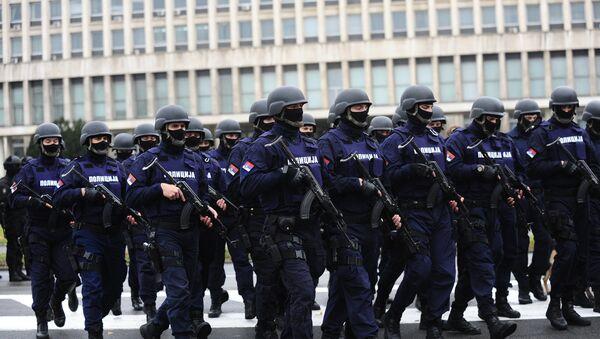 Specijalne jedinice policije - Sputnik Srbija
