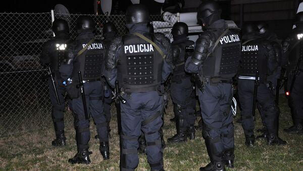 Интервента полиција Хрватске - Sputnik Србија