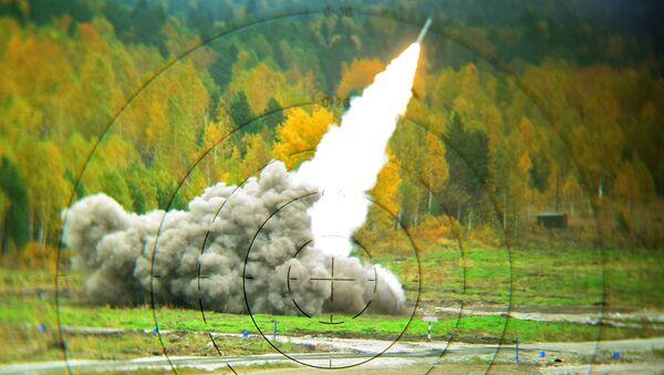Raketni sistem Smerč - Sputnik Srbija