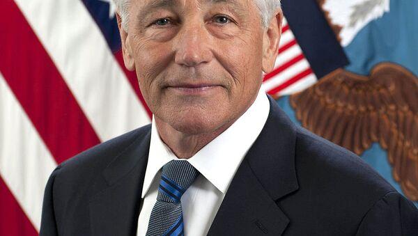 Čak Hejgel, bivši šef Pentagona - Sputnik Srbija