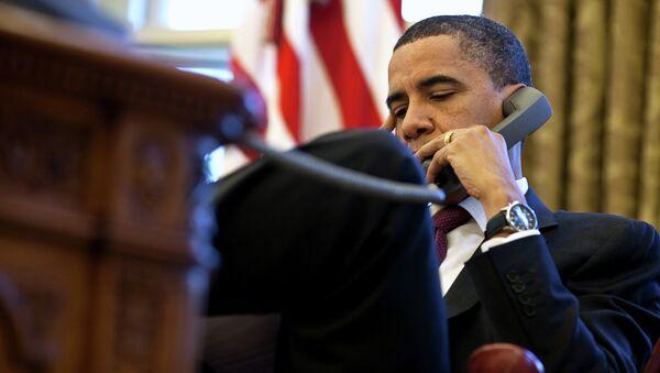 Председник САД Барак Обама - Sputnik Србија