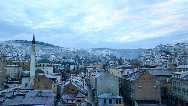 Панорама Сарајева, БиХ - Sputnik Србија