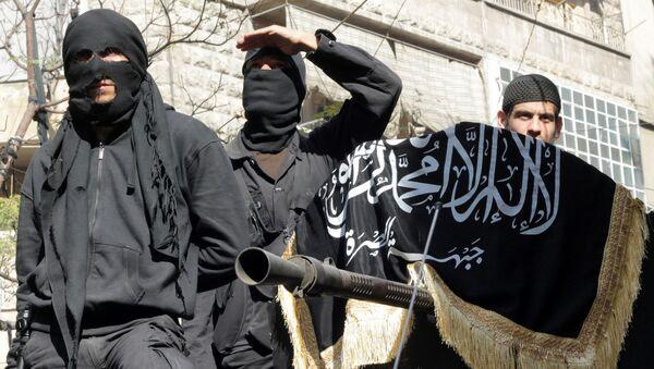 Џихадисти, терористи - Sputnik Србија