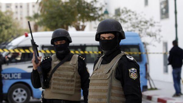 Tuniska policija - Sputnik Srbija