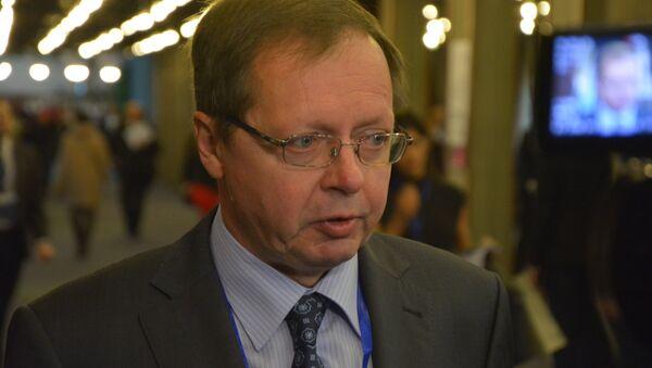 Stalni predstavnik Rusije pri OEBS-a Andrej Kelin - Sputnik Srbija