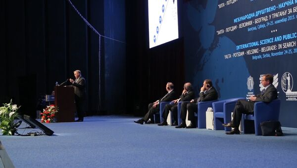 Konferencija Jalta — Potsdam — Helsinki — Beograd - Sputnik Srbija