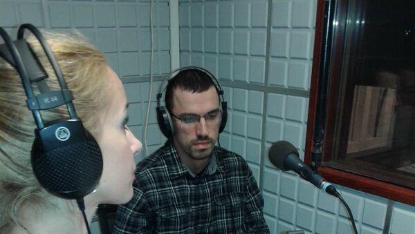 Politikolog i specijalista za međunarodne studije Vladimir Trapara - Sputnik Srbija