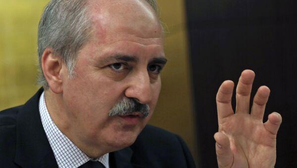 Potpredsednik Vlade  Turske Numan Kurtulmuš - Sputnik Srbija
