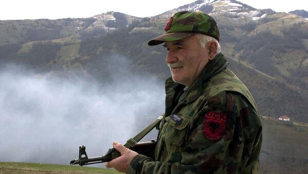 Pripadnik terorističke organizacije UČK na Kosovu - Sputnik Srbija