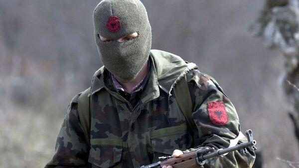 Припадник терористичке организације УЧК на Косову - Sputnik Србија