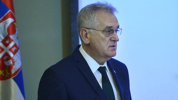 Predsednik Srbije Tomislav Nikolić - Sputnik Srbija