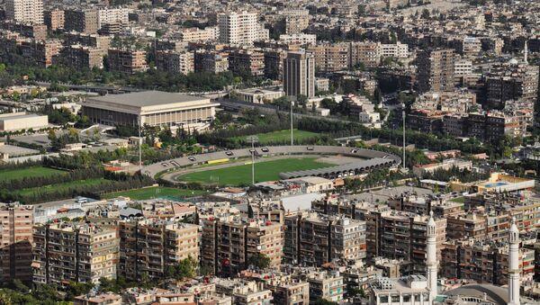 Pogled na Damask, Sirija - Sputnik Srbija