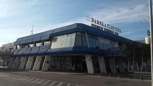 Luka Bar, Crna Gora - Sputnik Srbija