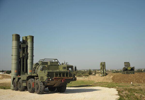 S-400 novi čuvar sirijskog neba - Sputnik Srbija