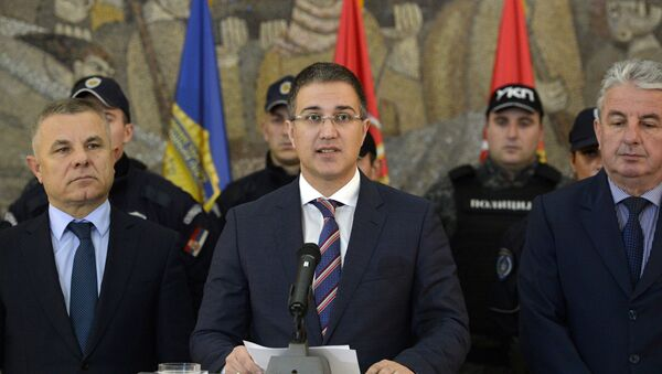 Neboša Stefanović - Sputnik Srbija